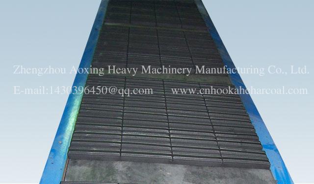Arabia hookah charcoal automatic production line_Arabian shisha
